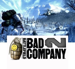 Battlefield: Bad Company 2 Storms Game Charts to hit Number 1