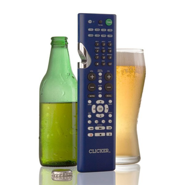 Clicker Bottle Opener Universal Remote