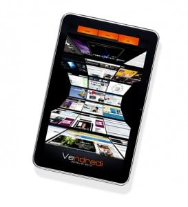 eviGroup Paddle Windows 7 Tablet