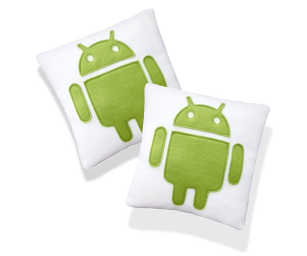 Google Android Pillows