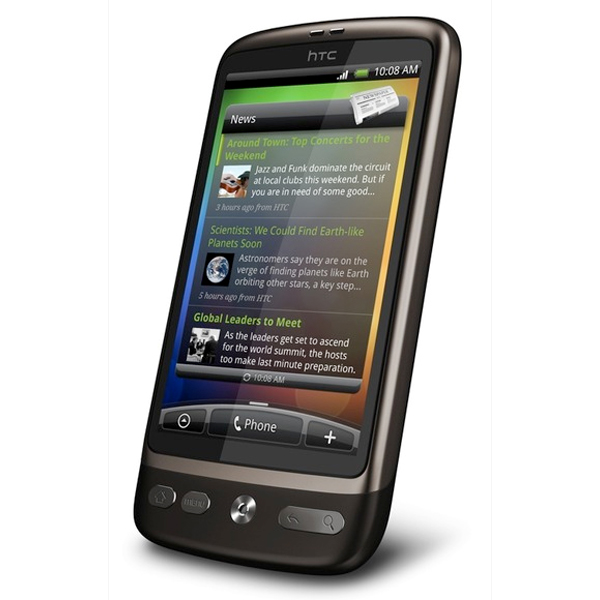 HTC Desire Coming To Vodafone UK 8th April 2010