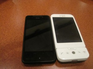 New HTC Incredible Pictures