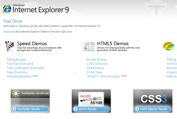 Internet Explorer 9 Won't Support Windows XP