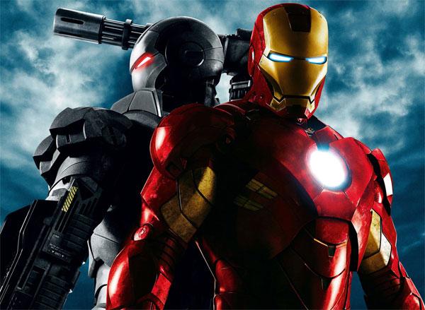New Iron Man 2 Movie Trailer