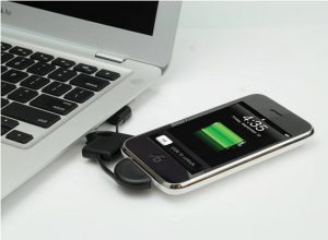 Flipsync Keychain iPhone iPod Charge Cable