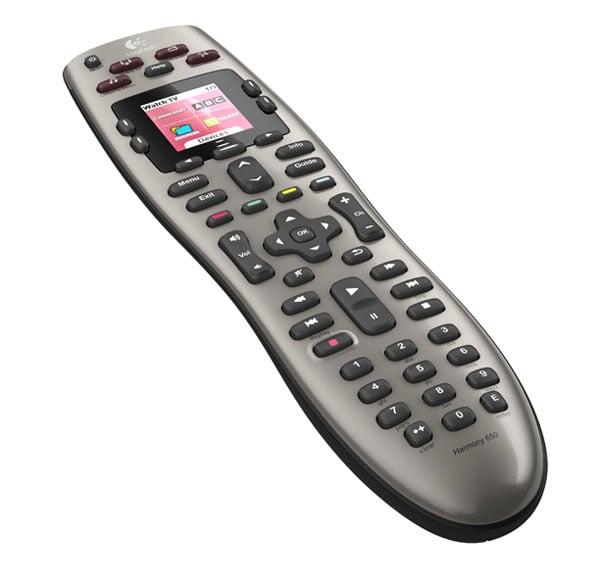 Logitech Harmony 600 And Harmony 650 Remotes