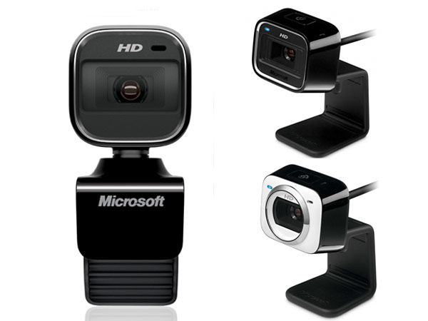 Microsoft LifeCam HD-5000, HD-5001 And HD-6000