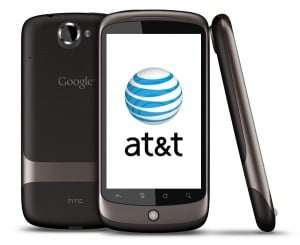 Google Nexus One Now Available With AT&T And Rogers