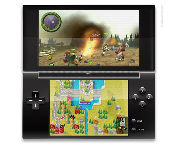 Nintendo DS 2 Coming In 2010?