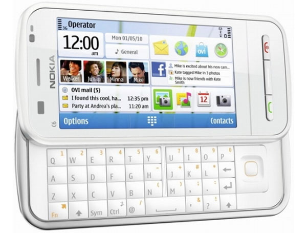Nokia C6 Smartphone Leaked