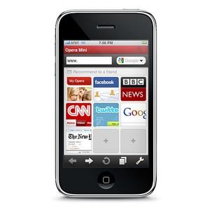 Opera Mini iPhone App Awaits Apple's Approval