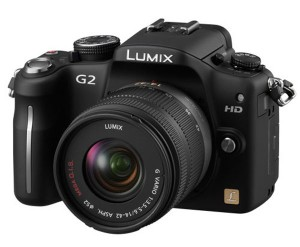 Panasonic G2 And G10 Micro Four Thirds Cameras Leaked