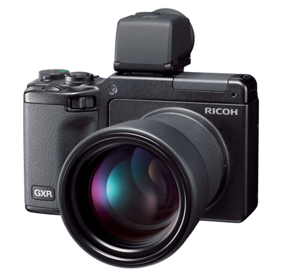 Ricoh Adds Two Lenses To Its GXR Modular Camera