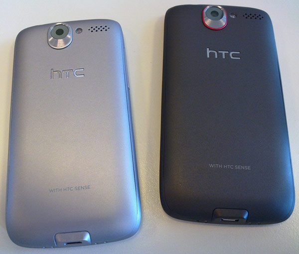 HTC Desire Android Smartphone To Come In Silver