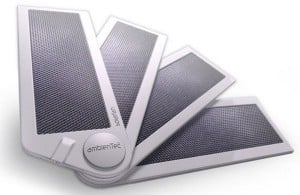 SolarFold and SolarFan Provides Juice on the Move