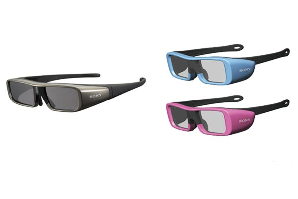 Sonys 3D Glasses To Cost $133