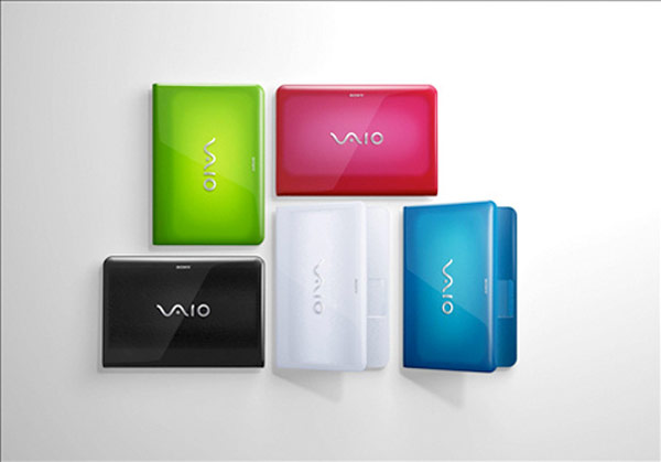 Sony Vaio E Series Laptops Get Blu-ray
