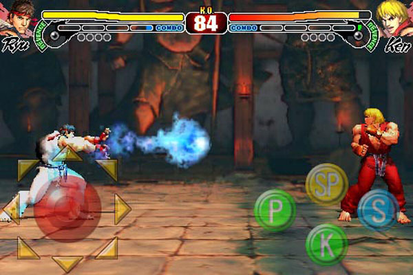 Street Fighter IV iPhone App Now Available