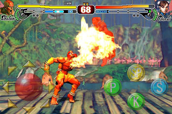 Streetfighter IV iPhone - Offical Trailer And Screenshots