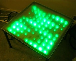 Twitter LED Coffee Table