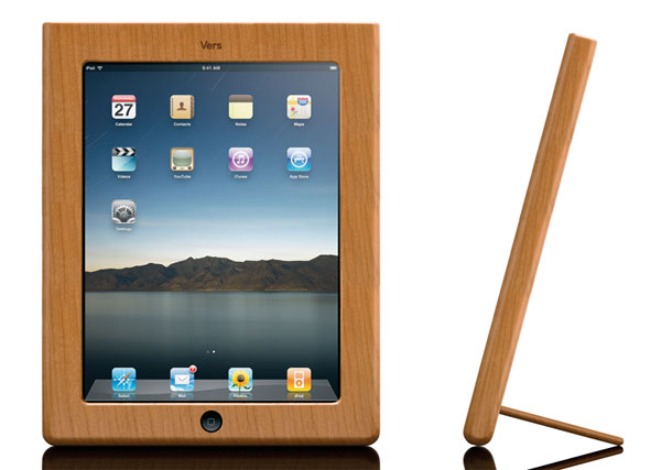 Vers Handmade Wooden iPad Case