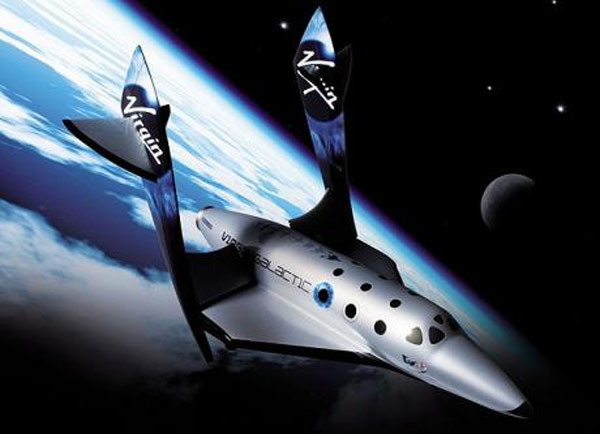 Virgin Galactic Completes Test Flight