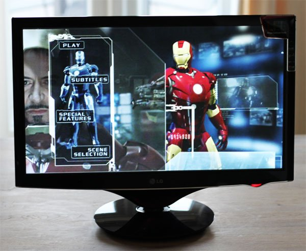 win a 24 inch LG LED gaming Monitor
