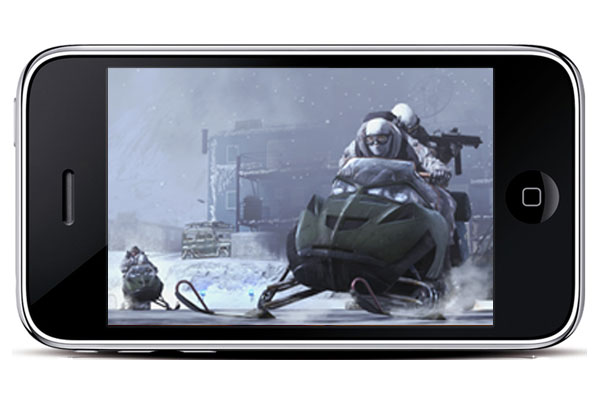Xbox 360 Games On The iPhone And Google Android?