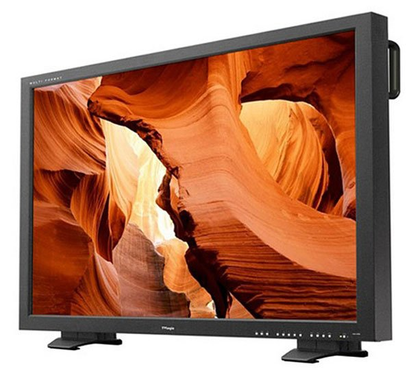 TVLogic Announces 56 Inch 4K Resolution LCD Monitor