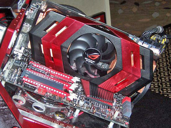 Asus Ares 5970 Is Two 5870s In One Card