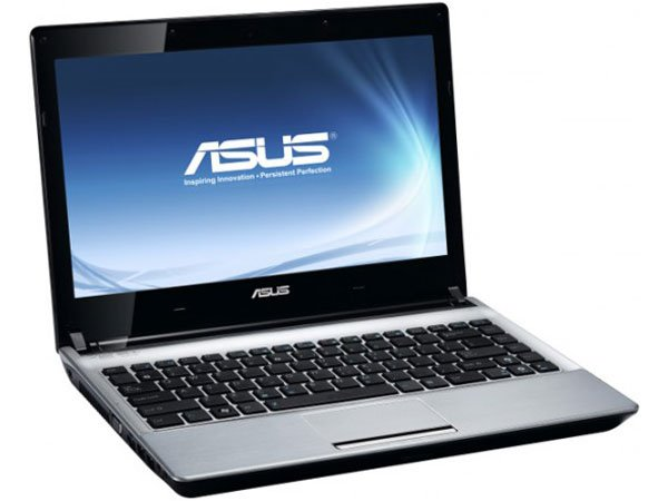 Asus U30jc Core i3 Notebook