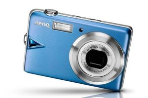 BenQ E1260 HDR Compact Digital Camera