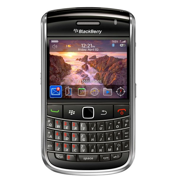 BlackBerry Bold 9650 And BlackBerry Pearl 3G