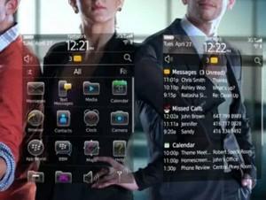 Backberry OS 6