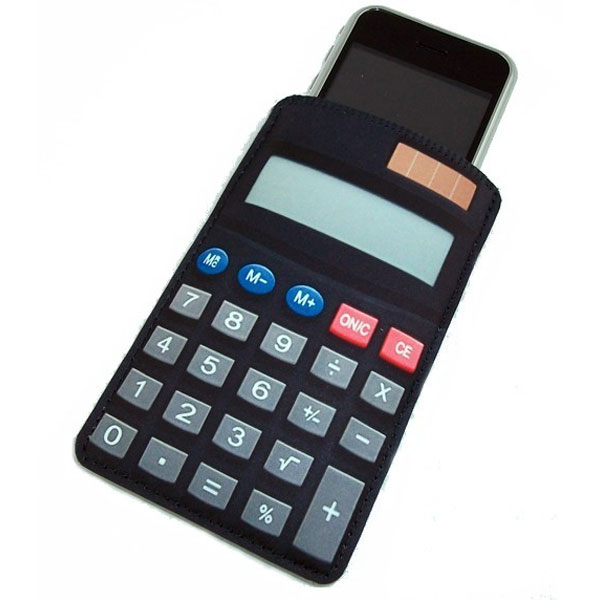 The Calculator iPhone Case