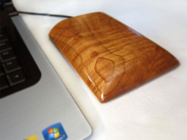 Custom Wooden External Hard Drives