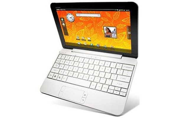 HP Compaq Airlife 100 Android Smartbook