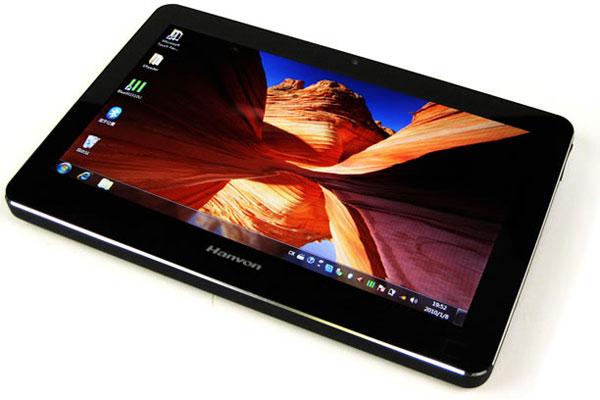 Hanvon F10 Touchpad Windows 7 Tablet