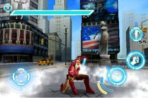 Iron Man 2 iPhone And iPad Game Screenshots