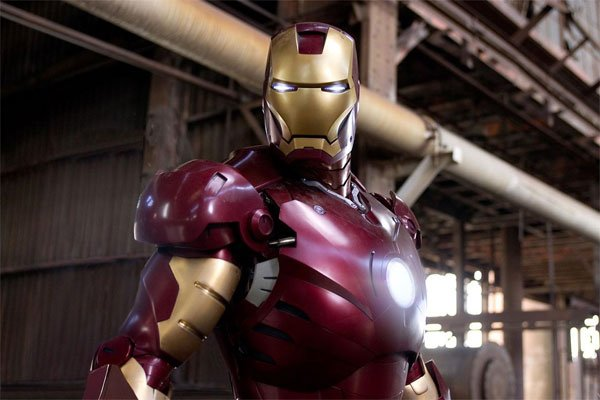 Turn Yourself Into Iron Man With This Augmented Reality App