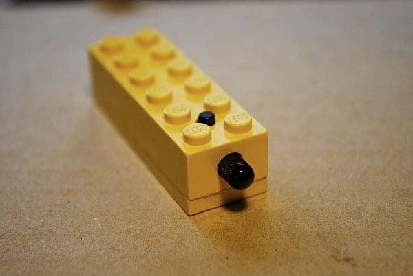 Lego Nikon IR Remote