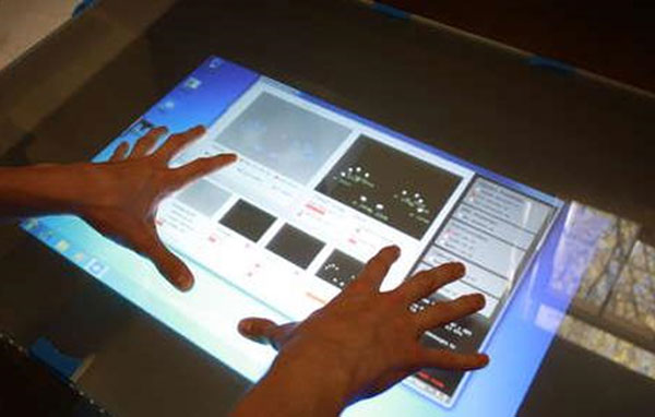 DIY - Build Your Own Multi-Touch Surface