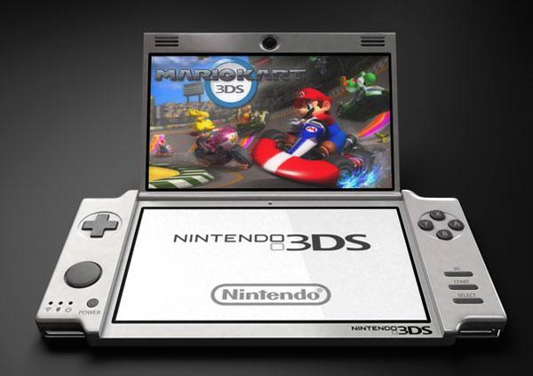 Nintendo 3DS Concept Design