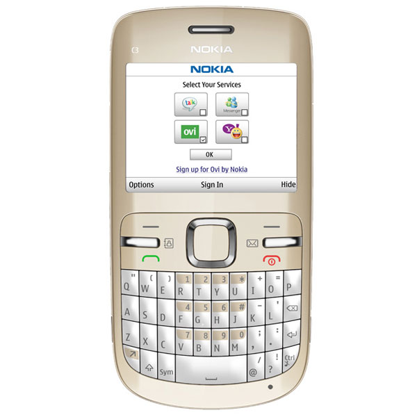 Nokia C3, C6 And E5 Mobile Phones Announced