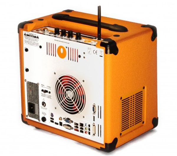 Orange Amps All In One Computer Amplifier Speaker