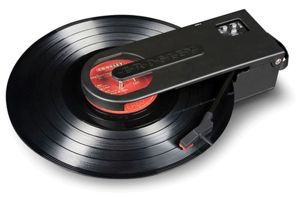 Portable Crosley CR6002A Record Player