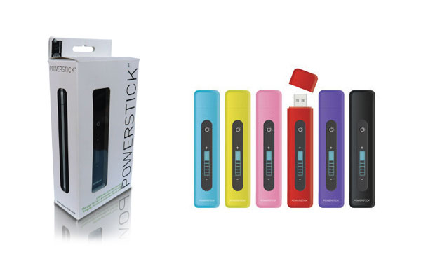 Powerstick 8GB USB Gadget Charger