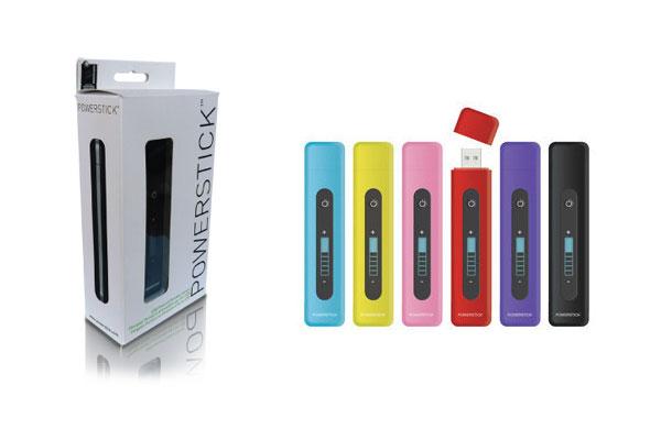 Powerstick 8GB USB Gadget Charger