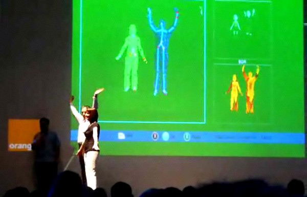project natal Binary body double: microsoft reveals the science behind project natal for xbox 360 the software company studied the human body to train its latest motion-tracking.