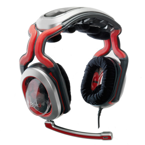 Psyko Audio 5.1 Gaming Headset Now Available